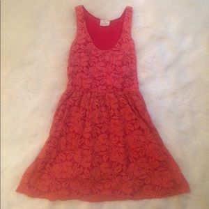 Urban Outfitters Pins and Needles lace ombré dress